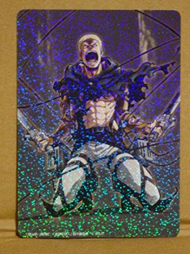 進撃の巨人セブンイレブン/ジーククローネ//コレクションカード/ライナー・ブラウン