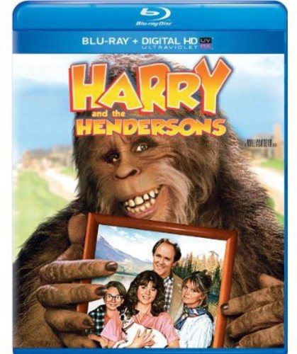 Harry & the Hendersons [Blu-ray] [Import]
