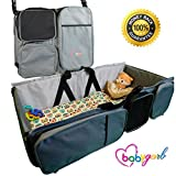 EZ Travel Bed for Infants is an excellent Travel Bassinet and Diaper Bag. This Portable Baby Bed ensures your infant sleeps safe and comfortable no matter where you are. Give the gift of peace of mind by Babygarb [並行輸入品]
