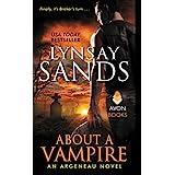 About a Vampire: An Argeneau Novel (Argeneau Vampire, 22)
