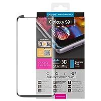 araree Galaxy S9+ 液晶保護フィルム ガラスフィルム Core Platinum(アラリー コアプラチナム)ギャラクシー エスナイン プラス 全面保護 液晶保護 強化ガラス SC-03K SCV39【日本正規代理店品】 AR12531S9P