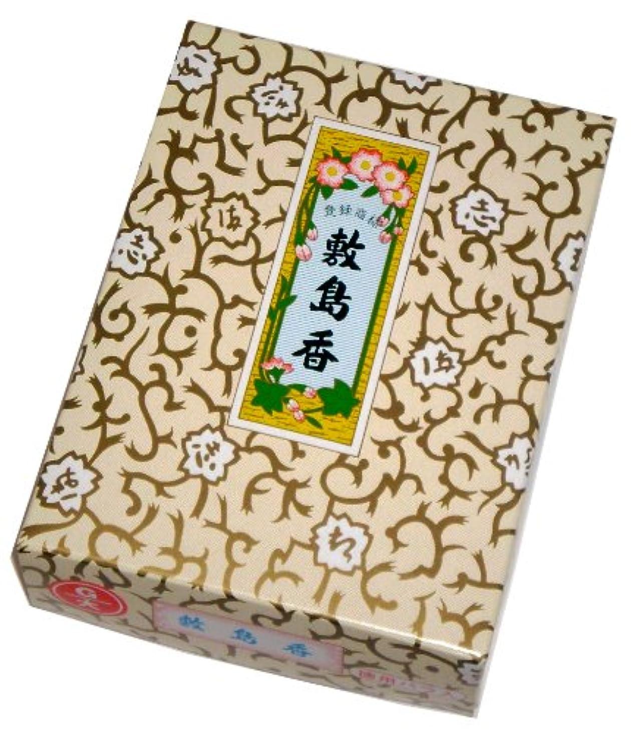 フラップ提供された花嫁敷島線香のお線香 敷島香 短寸バラ G大 #106
