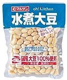 マルサン 国産水煮大豆 150g×10個