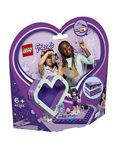 レゴ(LEGO) フレンズ ハートの小物入れ エマ 41355