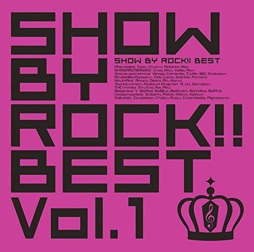 SHOW BY ROCK!!BEST Vol.1(DVD付)