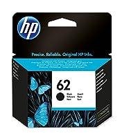 HP 62ブラック純正インクカートリッジ(C2P04AE)