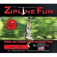 Adventure Parks ZLX Xtreme Zip Line, 90'