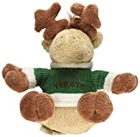 Grriggles 12-Piece Merry Moose Clip Strip Pet Toy by Grriggles