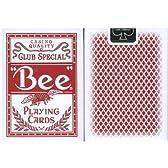 BEE(ビー) RED STINGERS(スティンガー) トランプ 赤