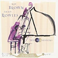 The Duo Sessions by Ray Brown & Jimmy Rowles (2000-09-26)