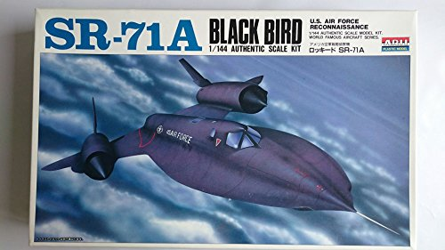 1/144 SR71Aシリーズ SR-71A ブラックバード