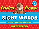 Curious George Sight Words: 10-Book Reading Program 画像