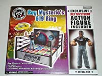 REY MYSTERIO 619 RING WWE INCLUDES REY MYSTERIO ACTION FIGURE