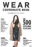 WEAR COORDINATE BOOK 【WEARオリジナルステッカー付き】