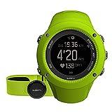 SUUNTO(スント) Ambit 3 Run HR (アンビット 3 ラン エイチアール ) ランニング モニター GPS搭載 ライム ハートレート有り [並行輸入品]
