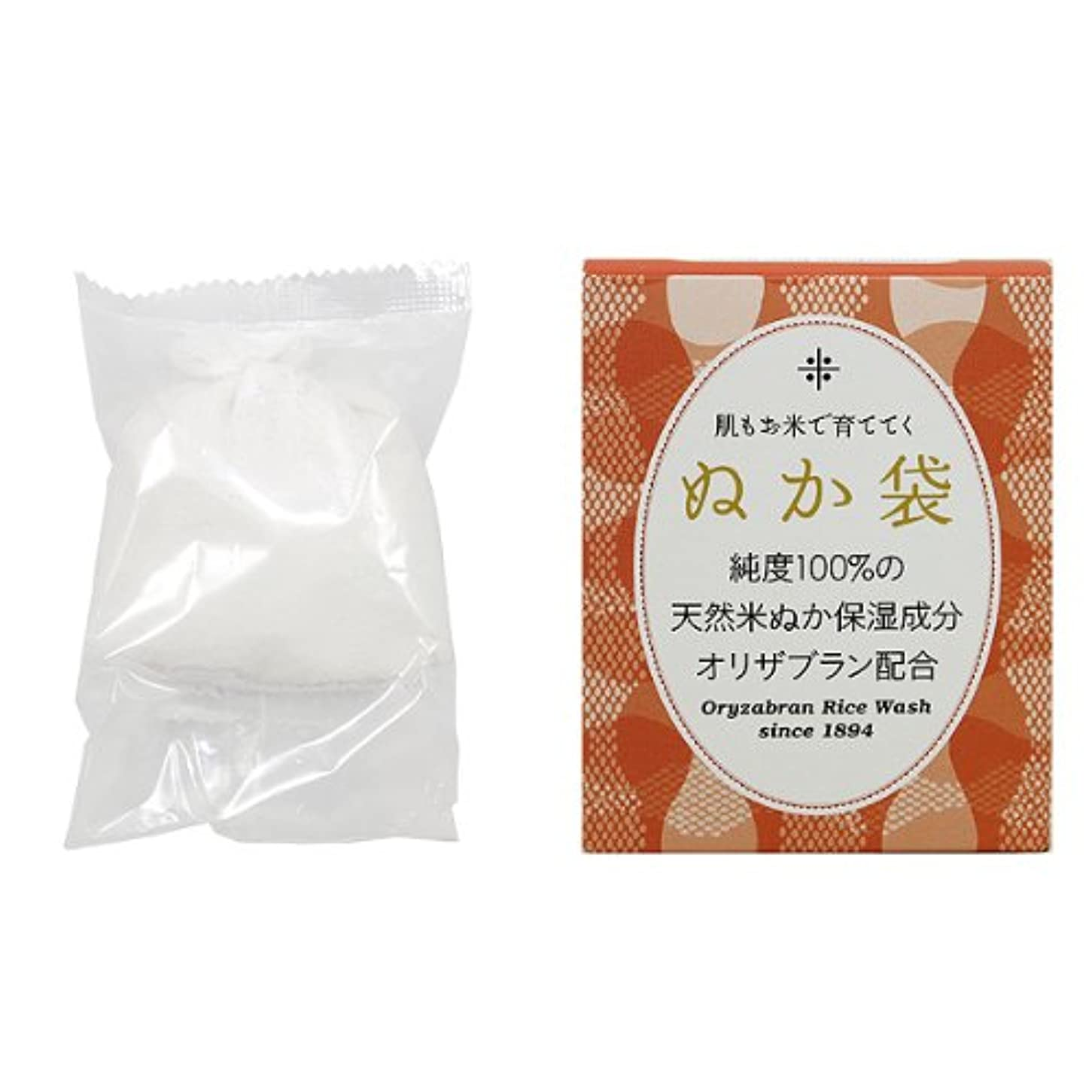 提供された傷跡けん引リアル オリザ オリザブラン ライスウォッシュK (ぬか袋タイプ)50g