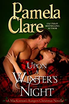 Upon A Winter's Night (A MacKinnon's Rangers Novel) by [Clare, Pamela]