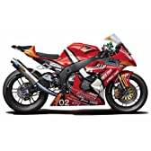 フジミ模型 1/12 バイクシリーズ SPOT エヴァ RT 弐号機 トリックスター FRTR Kawasaki ZX-10R 2011