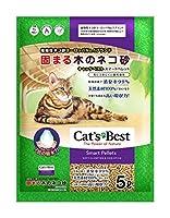 Cat's Best キャッツベスト スマートペレット 5L 固まる木の猫砂