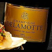 ドラモット DELAMOTTE ブリュット・ブラン・ド・ブラン・ミレジム[2007] [正規品] シャンパン/辛口/白[750ml]