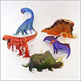 ビニールヨーヨー 恐竜ダイナソーパンチボール 20個 29124