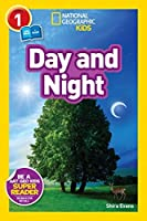 National Geographic Readers: Day and Night by Shira Evans(2016-04-12)