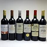 セレクション 金賞受賞酒 フランスワイン ボルドーワイン 赤ワイン 6本セット 750ml×6本 / じざけやワイン