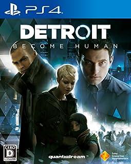 【PS4】Detroit: Become Human【早期購入特典】PS4用テーマ (封入)