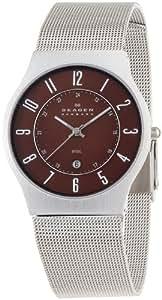[スカーゲン]SKAGEN 腕時計 basic steel mens 233XLSSD ケース幅: 36mm メンズ [正規輸入品]