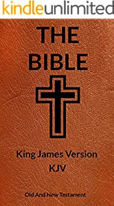 THE BIBLE: King James Version (KJV) (English Edition)