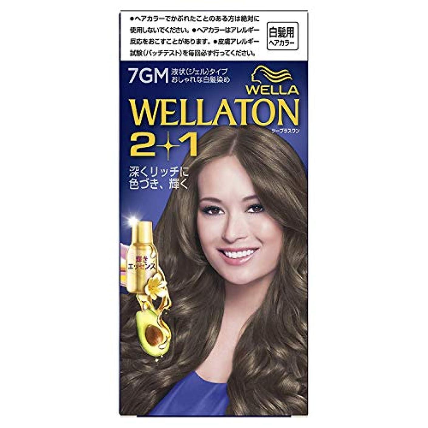 スカートパッドツールウエラトーン2+1 液状タイプ 7GM [医薬部外品] ×3個