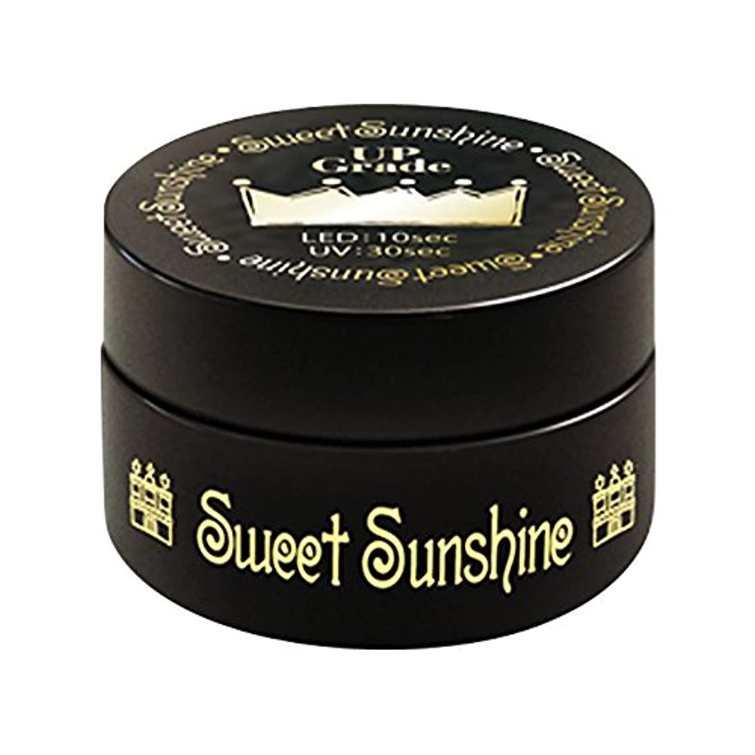 市場創造ほのめかすSweet Sunshine ベースジェル 10g UV/LED対応