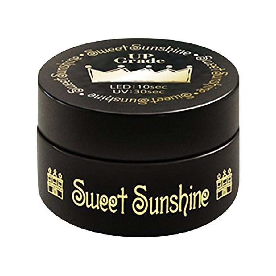 モンクガロン伸ばすSweet Sunshine ベースジェル 10g UV/LED対応