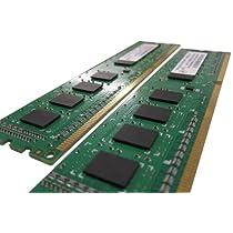 SanMax デスクトップPC用増設メモリ DDR2-800(PC2-6400) 4GB (2GB×2枚) DIMM 240pin ELPIDA Chip搭載 SMD-4GNP-8E-D