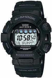 [カシオ]CASIO 腕時計 G-SHOCK ジーショック MUDMAN The G タフソーラー 電波時計 GW-9000-1JF メンズ