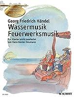 Wassermusik - Feuerwerksmusik: Klavier.