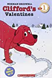 Clifford's Valentines (HELLO READER LEVEL 1)