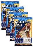 Panini 2016-17 NBA Hoops Basketball Cards 4-Pack