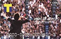 ONE OK ROCK コラボ Tカード 未登録