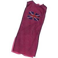 Dovewill 12インチブライス人形用  1/6スケール 素敵  ノースリーブ  ドレス  服