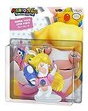 「マリオ+ラビッツ キングダムバトル ラビッツピーチ 8cm フィギュア ※本商品はamiiboではありません。」の画像
