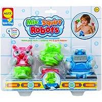 ALEX Toys ダブミックスとスクワートロボット