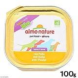 アルモネイチャー (almo nature) DAILY MENU Bio(100% オーガニック) デイリーメニュードッグ オーガニックチキン入りのご馳走 100 g