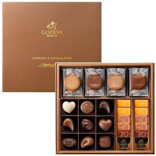 GODIVA(ゴディバ) クッキー&チョコレートアソー...