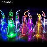 電球ボトル400ml×4個セット LEDボトル -