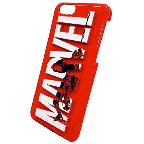 グルマンディーズ MARVEL iPhone7(4.7インチ)対応 3Dハードケース スパイダーマン mv-81cの詳細を見る