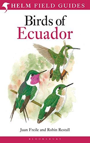 Birds of Ecuador (Helm Field Guides)