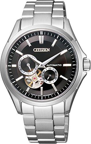 [シチズン]CITIZEN 腕時計 CITIZEN-Collection シチズンコレクション メカニカル 日本製 シースルーバック NP1010-51E メンズ