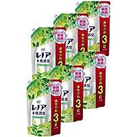 【ケース販売】 レノア 本格消臭 柔軟剤 フレッシュグリーン 詰め替え 超特大 1320ml×6個