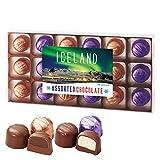 アイスランドお土産 オーロラチョコレート 18粒入り